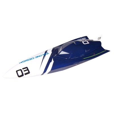 Bat Power 1300BP(White,Blue)