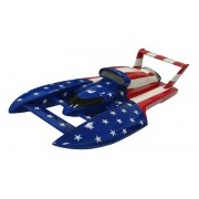Hydro Formula 1200GP260(Stars & Stripes)