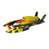 Hydro Formula 1200GP260(Black,Red,Yellow)