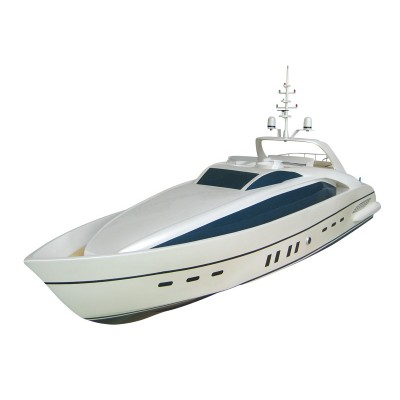 Bright Sun Luxury Yacht 1300GP260(Pearl White)