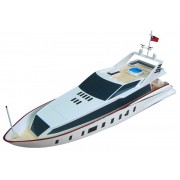 DYNA 95' Luxury Yacht 1280GP260(A)
