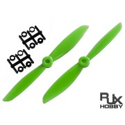 RJX ABS 6045 Blades Quadcopter CW&CCW (Green )