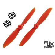 RJX ABS 6045 Blades Quadcopter CW&CCW (Orange)