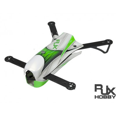 RJX CAOS330 RACE QUADCOPTER (Green)