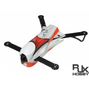 RJX CAOS330 RACE QUADCOPTER (Orange)