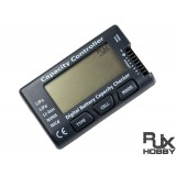 RJX 7S Digital Battery Capacity Checker (with Balance Function)