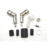 RCEXL Spark plug caps and boots for NGK -CM6-10MM KIT 120degree