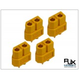 XT60 Connector Female x 4 PCS