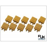 XT90 Connector Yellow - Male and Female x5pairs