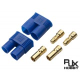 EC3 Device & Battery Connector, Male/Female 1pair