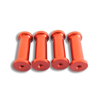 M5 X 40MM STAND-OFFS (RED)