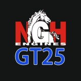 NGH GT25 Spare Parts