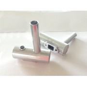 Polished XYZ 53STS Muffler