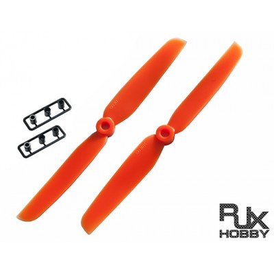 RJX ABS 6030 Blades Quadcopter CW&CCW (Orange)