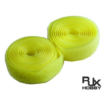 Lime yellow Velcro