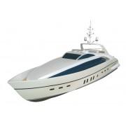 Bright Sun Luxury Yacht 1300GP260(Pearl White)