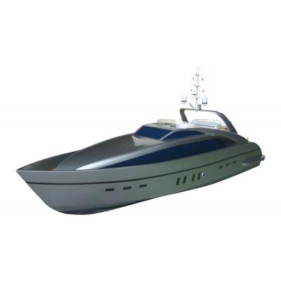Bright Sun Luxury Yacht 1300GP260(Silver Gray)