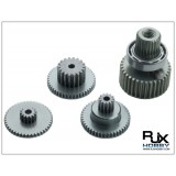 mid 500 servo gear sets for FS-0391HV &FS-0391THV