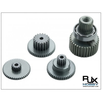mid 500 servo gear sets for FS-0391HV &FS-0391THV