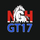 NGH GT17 Spare Parts