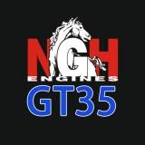 NGH GF38 Spare Parts