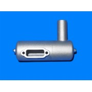 Muffler Assembly for NGH GT25 Part # 25400