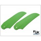 RJX  85mm Plastic Tail Blades
