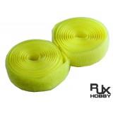 Lime yellow Velcro