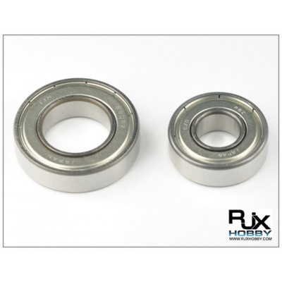 OS50/55 HYPER ENGINE bearing(2PCS)(7R6 &6902Z)(MADE IN JAPAN)