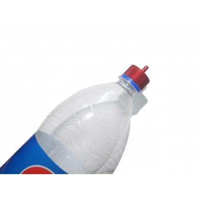 Aluminum Alloy Cap Kit For DIY Fuel Bottle / Fuel Tank